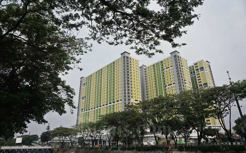 Pemprov DKI Belum Putuskan Konsep Kepemilikan Rumah Susun Pasar Rumput