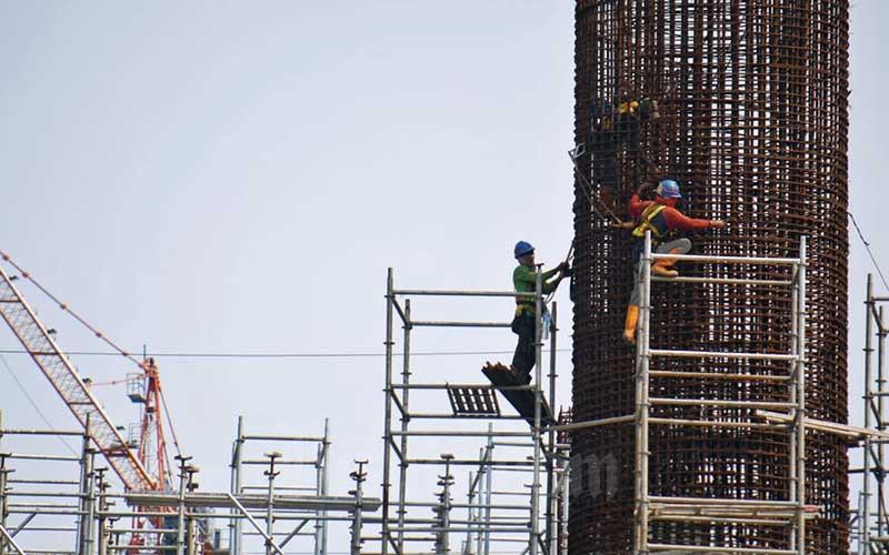Kementerian PUPR Menargetkan 180.000 Tenaga Konstruksi Tersertifikasi pada 2021