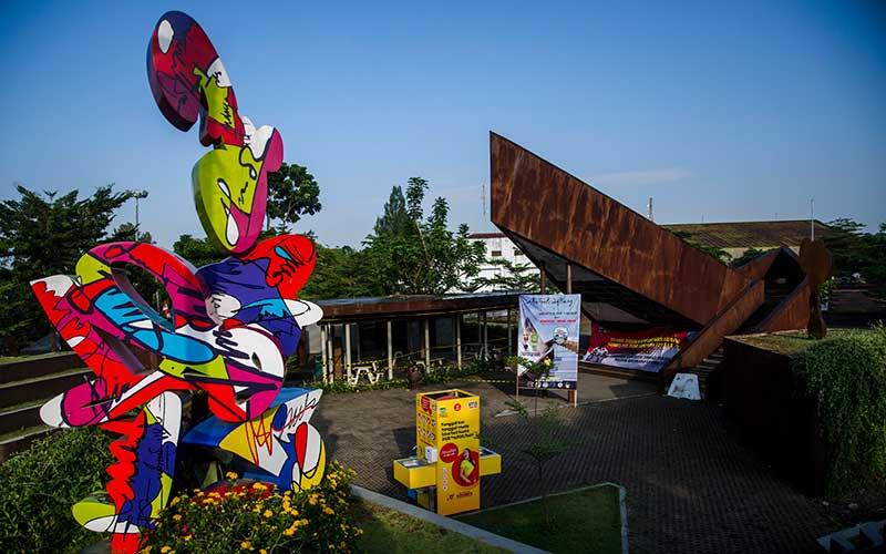 Pemkot Kota Bandung Kembali Tutup Taman dan Fasilitas Bermain Anak
