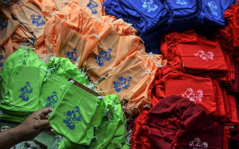 UMKM di Tasikmalaya Manfatkan Limbah Tekstil Untuk Membuat Celana Dalam