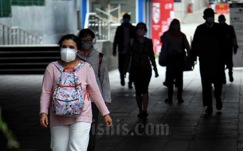 Kepala Bappenas Suharso Monoarfa Prediksi Tingkat Pengangguran Akan Meningkat Akibat Pandemi Covid-19