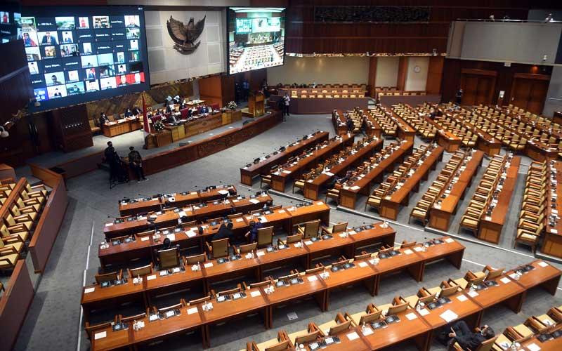 DPR Setujui RUU APBN Tahun Anggaran 2021
