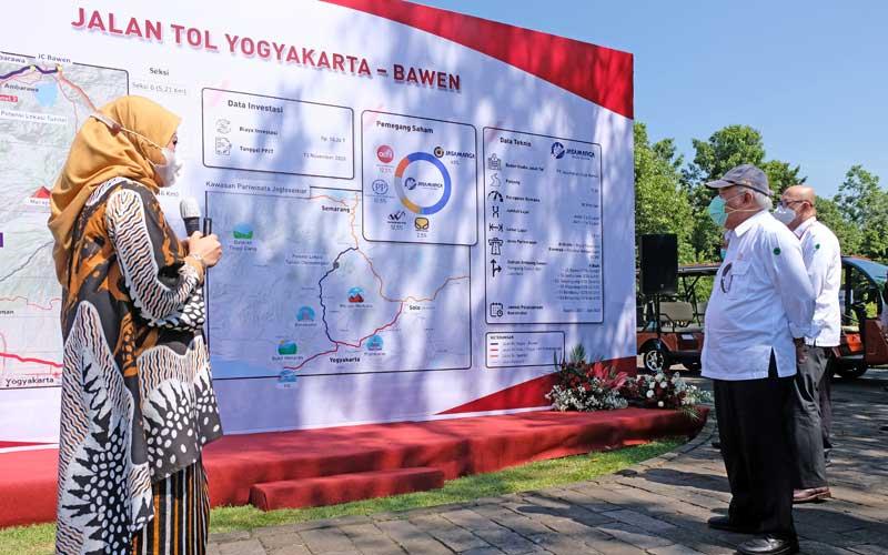 Proyek Jalan Tol Yogyakarta Bawen Akan Dimulai Pertengahan 2021 Bisnis Com