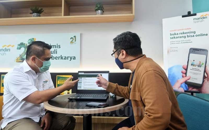 Mandiri Syariah Luncurkan Tabungan Bisnis Untuk Para Pengusaha Bisnis Com