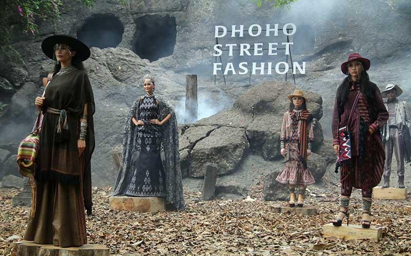 The 6th Dhoho Street Fashion Kembali Digelar di Tengah Pandemi