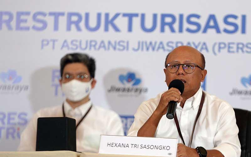 Tim Percepatan Restrukturisasi PT Asuransi Jiwasraya (Persero) Resmi  Umumkan Pelaksanaan Program Restrukturisasi Polis - Bisnis.com