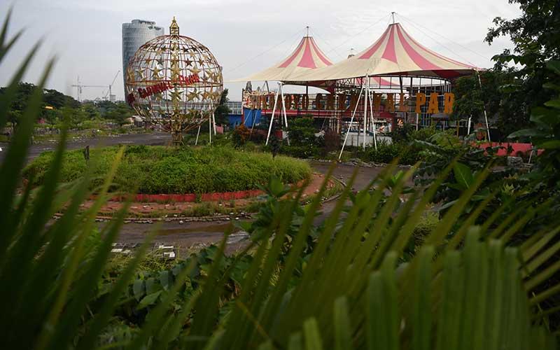 Suroboyo Carnival Park Berhenti Beroperasi dan Terpaksa Dibongkar Akibat Pandemi Covid-19