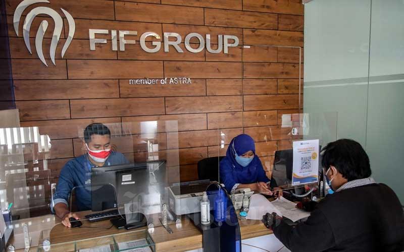 OJK Berikan Relaksasi Penerbitan Surat Utang Di Industri Multifinance