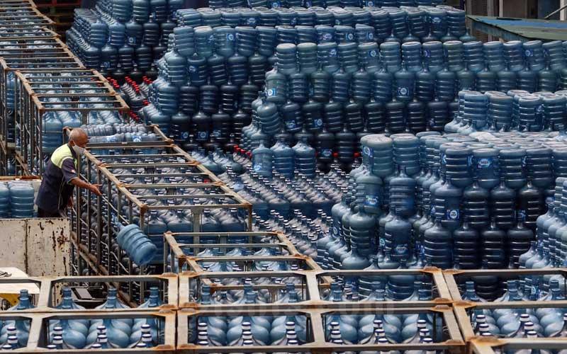 Konsumi Produk Air Minum Dalam Kemasan Naik 65 Persen Selama Pandemi Covid-19