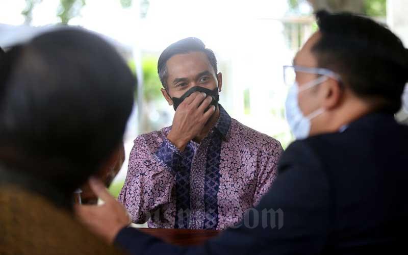 Ridwan Kamil Dukung Anindya N. Bakrie Jadi Ketua Umum Kadin