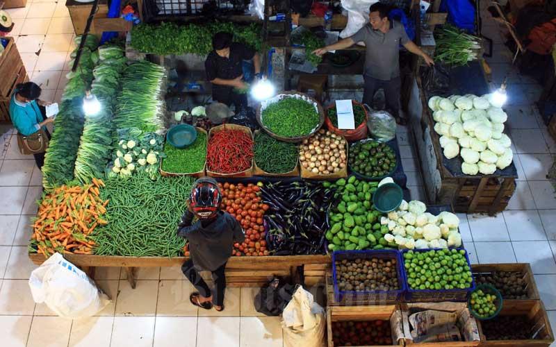 Jelang Bulan Puasa Harga Sembako di Padang Mulai Merangkak Naik