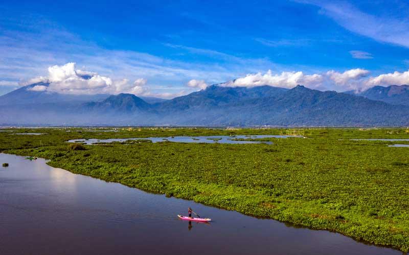 Danau Rawa Pening di Bawen Semarang Masuk Kategori Danau Kritis Super Prioritas Kementerian PUPR