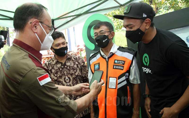 Peluncuran Parkir Smart Bersama Goopay di Makassar