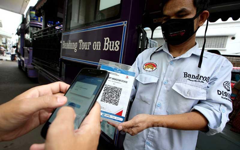 Bank Indonesia Catat Kenaikan Volume Transaksi Digital Banking Selama Pandemi Covid-19