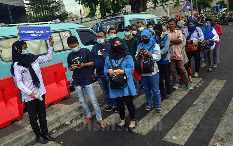 Stasiun Tanah Abang Ditutup, Pemprov DKI Jakarta Siapkan Bus Tranjakarta Gratis