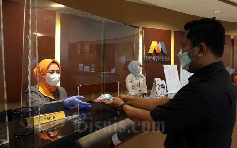 Bank Mega Per Maret 2021 Catatkan Laba Bersih Senilai Rp747,24 Miliar