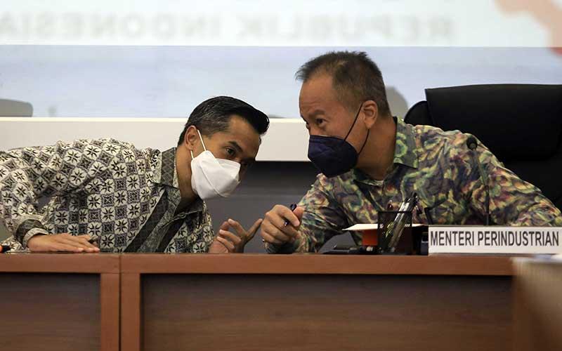 Menperin Agus Gumiwang Kartasasmita Nyatakan Anindya N. Bakrie Layak Jadi Ketua Umum Kadin