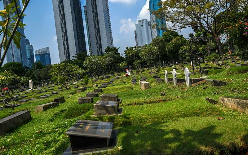 Larang Warga Berziarah, Pemprov DKI Jakarta Tutup Seluruh TPU Hingga 16 Mei 2021