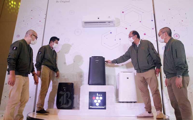 Sharp Luncurkan Tiga Produk Air Purefier Terbaru