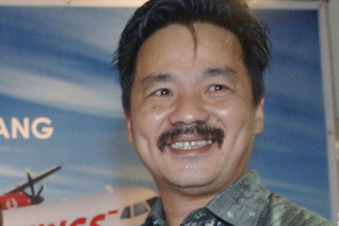 CEO Lion Air Rusdi Kirana - Antara