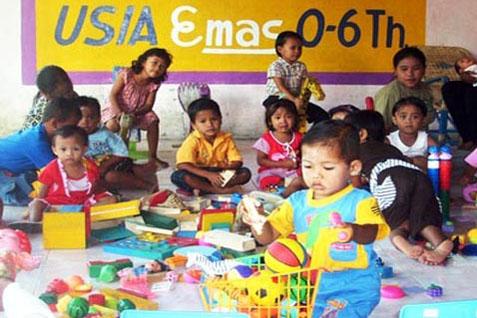 Pendidikan Anak Usia Dini Paud Perlukah Kabar24 Bisnis Com