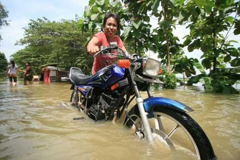 Banjir - Ilustrasi