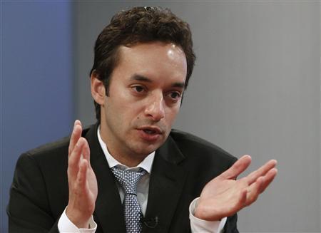 Alberto Bernal, Kepala Strategi Pendapatan Tetap Bulltick Capital Markets.  - reuters