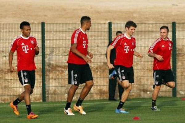 Bayern Munich - Reuters
