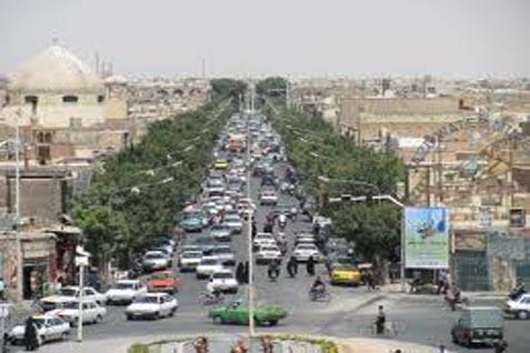 Jalan raya di Teheran, Iran - londontosydneybybike.wordpress.com