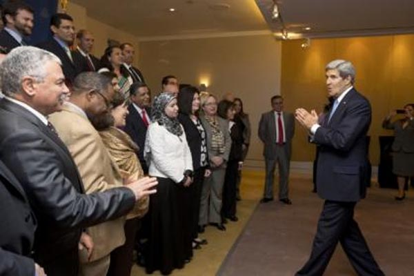 /Menlu AS John Kerry - Reuters