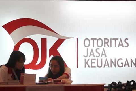 Kantor OJK di Jakarta - Bisnis