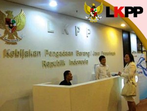 Lembaga Kebijakan Pengadaan Barang - Jasa Pemerintah (LKPP)