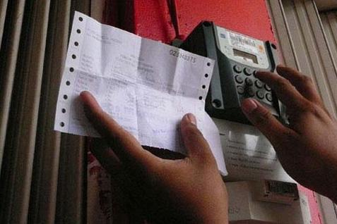 Pencocokan rekening listrik PLN - Antara
