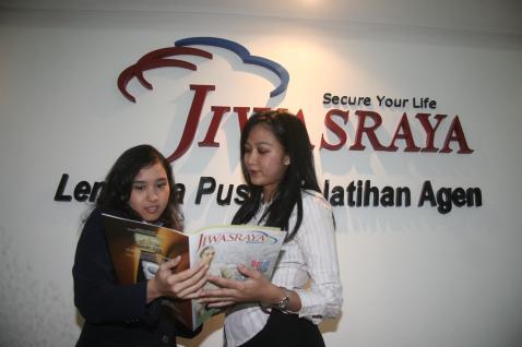 Pelatihan agen asuransi Jiwasraya - JIBI