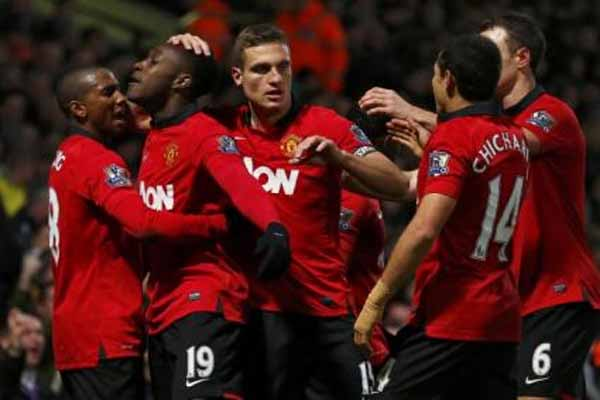Manchester United - Reuters