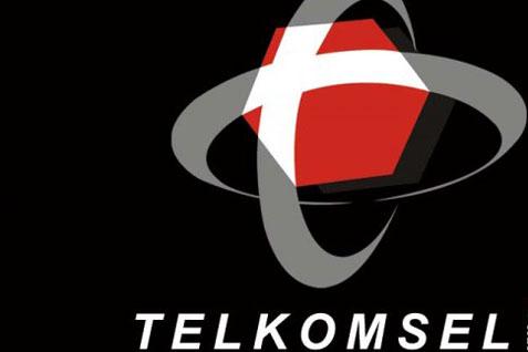 Logo Telkomsel - Antara