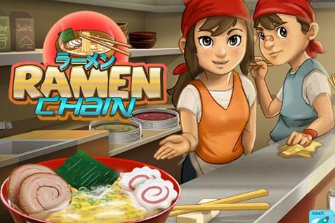 ILustrasi salah satu serial games - JIBI