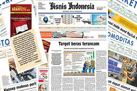 Bisnis Indonesia Masuk 5 Besar Koran Terpopuler di ...