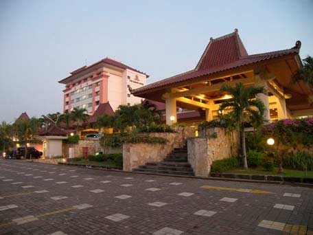 Hotel Sunan Solo  - bisnis.com