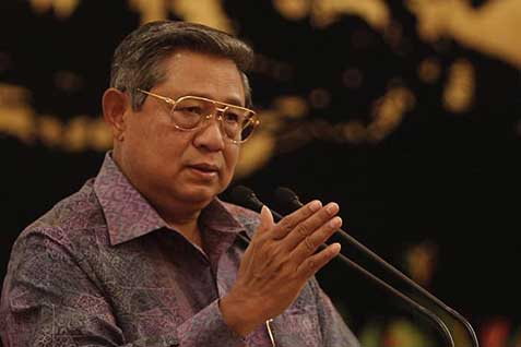 Presiden Susilo Bambang Yudhoyono - Bisnis