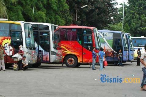 Operasional bus hibah tersebut juga tidak memerlukan jalur khusus.  - bisnis.com