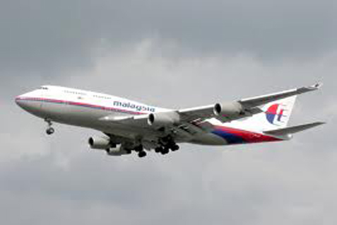 Pesawat Malaysia Airlines MH370 - Reuters