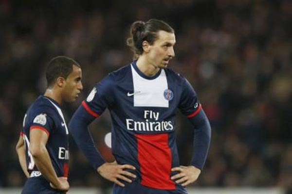 Ibrahimovic - Reuters