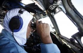 Proses pencarian Malaysia Airlines - Reuters