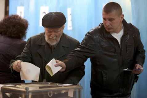 Referendum di Krimea - Reuters