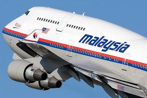 Salah satu pesawat Malaysia Airlines - Reuters