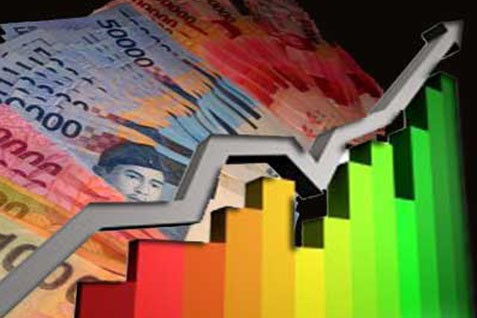 Ilustrasi tantangan ekonomi - JIBI