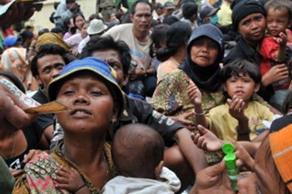 Penduduk miskin di DKI bertambah - Antara