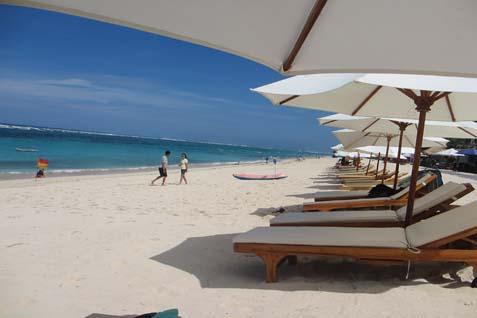 Pantai Pendawa Denpasar, Bali - JIBI