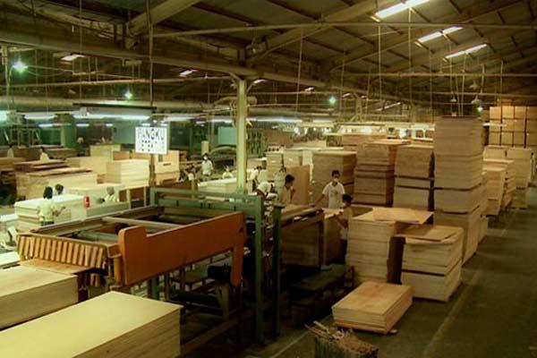 Barecore dengan kayu rakyat lebih mudah dijual, pasarnya terbuka, bahan baku juga gampang, tidak berbelit-belit seperti kayu alam yang sering dituding ilegal.  - dsn.co.id